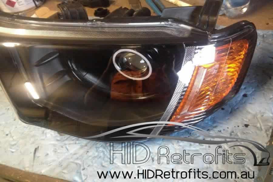 Headlights Mitsubishi Triton Ml Amp Mn