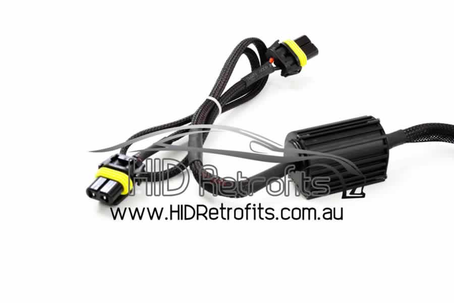 Wire Harnesses H7 Dual Output Motocycle