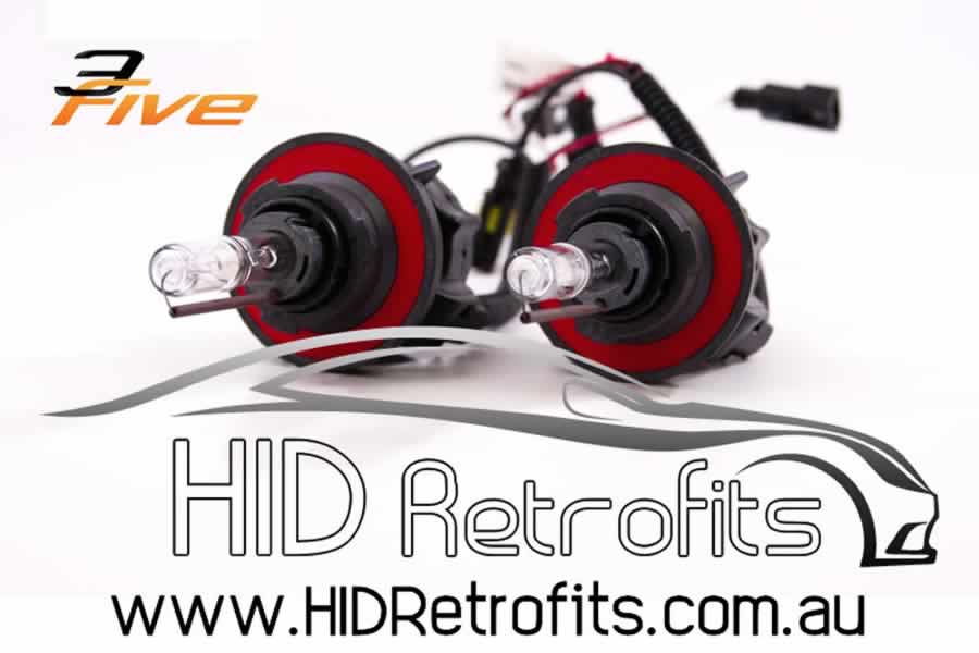 H Series Bulbs H13 9008 Morimoto 3Five BiXenon